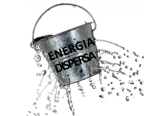 spreco di energia cubo energia